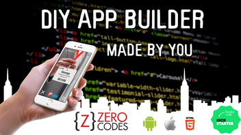 Zero Code Apps - DIY app builder, apps made by you!