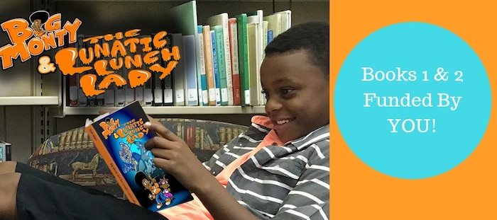 Relatable Chapter Book Series for Diverse Developing Readers
