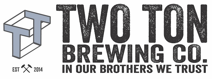 Two Ton Brewing is grateful for your help obtaining funds to purchase 59 new kegs for our warehouse!