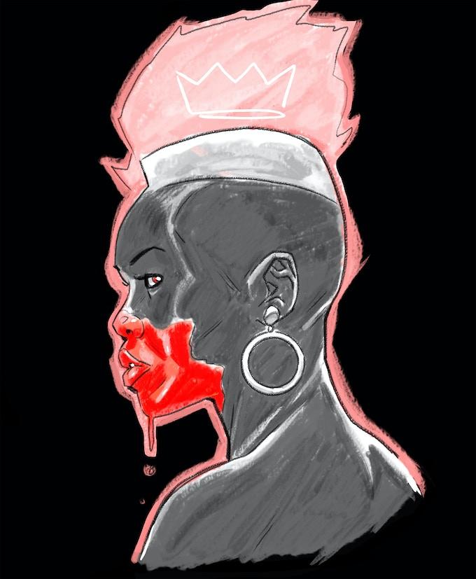Glampire Queen