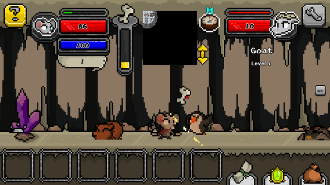 Good old 2d rpg / idle / rogue-like / indie / retro action!