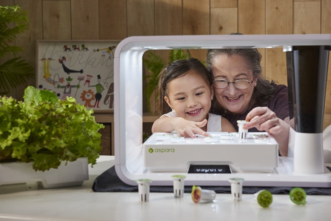 aspara™: The Smart Indoor Garden by aspara™ — Kickstarter