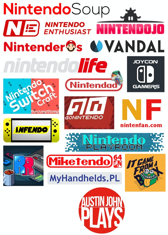 Switchblades in the Media and Nintendo community