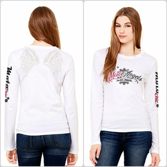 f6a9bcd6cd0927 Get a Muscle Tee in Black or White with Glow-in-the-Dark Angel Wings