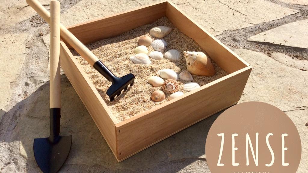 Zense - The Garden of Zen