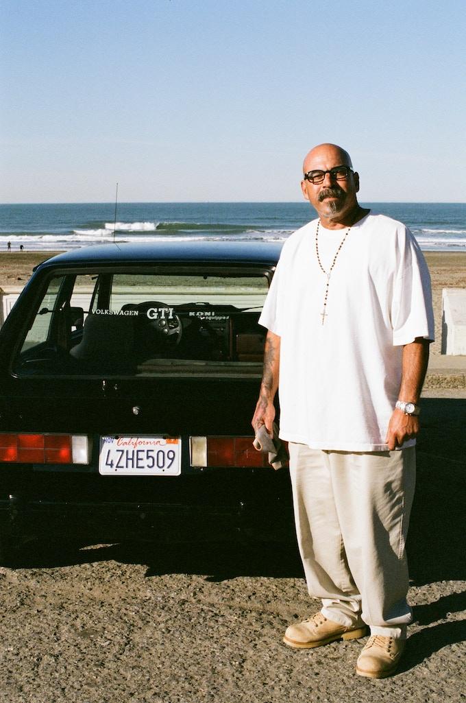 Gerry, VFW Parking Lot