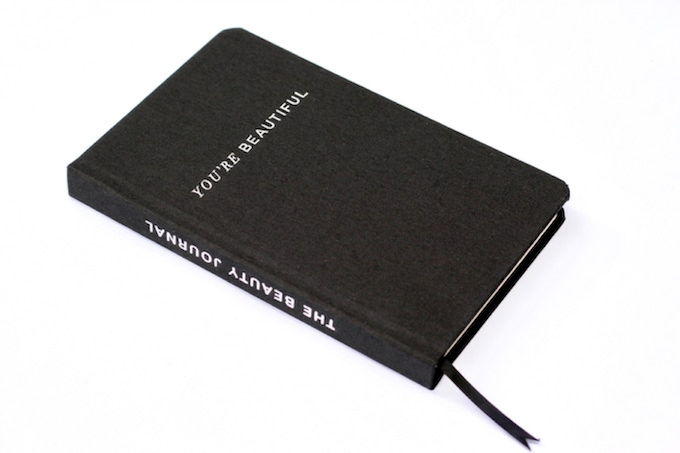 Black Fabric Hardcover - Extra Durable Binding - 256 Pages