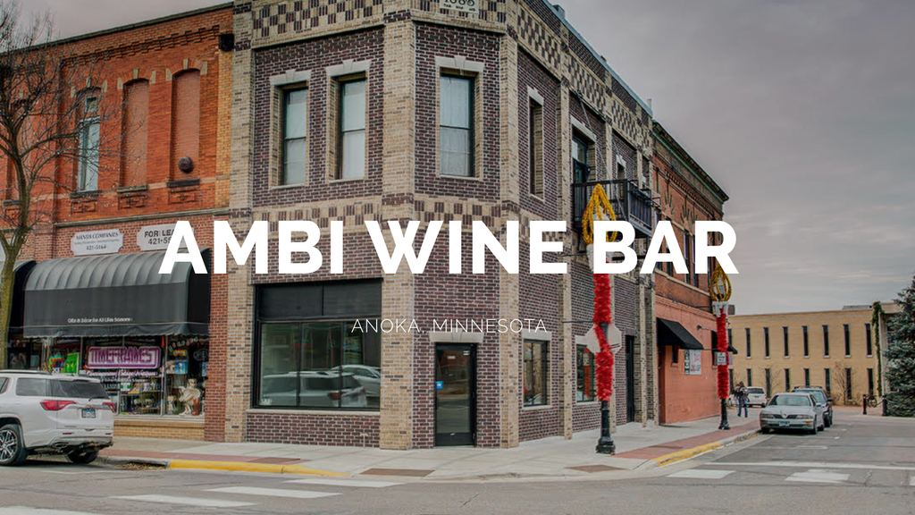 Ambi, Anoka's warmest place to enjoy a glass of wine