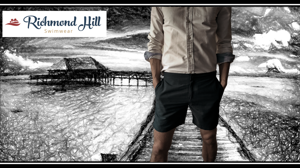 Richmond Hill Swimwear | Luxury Designer Swim Shorts For Men