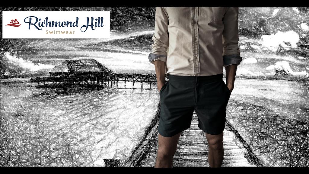 Richmond Hill Swimwear | Luxury Designer Swim Shorts For Men