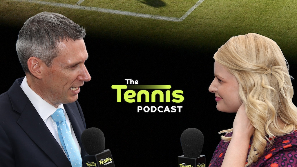 The Tennis Podcast 2019 project video thumbnail