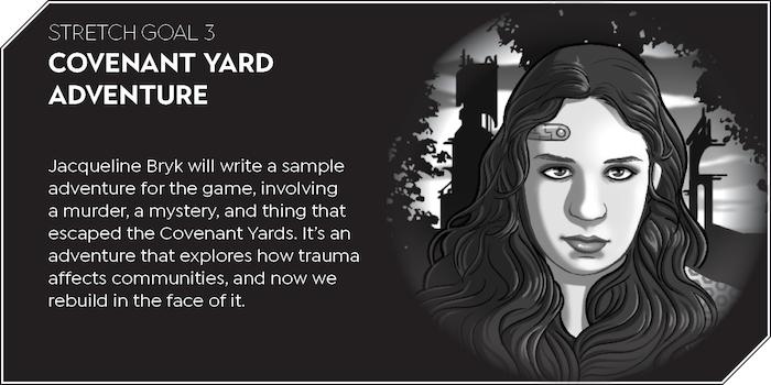 Stretch Goal 3: Covenant Yard Adventure