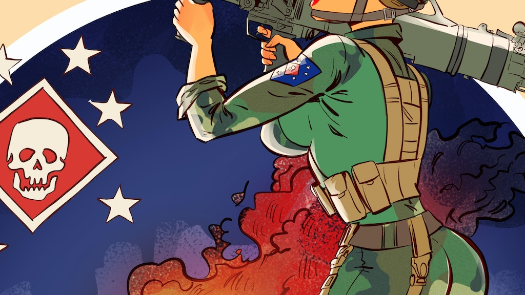 Playing Cards: US Military Pinups' Global War on Terrorism project video thumbnail