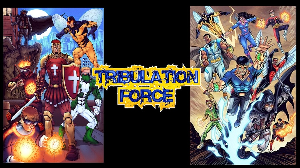 The Tribulation Force #0 project video thumbnail