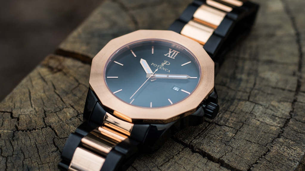 POTENCA AUTOMATIC WATCHES - For Every Style, Every Occasion
