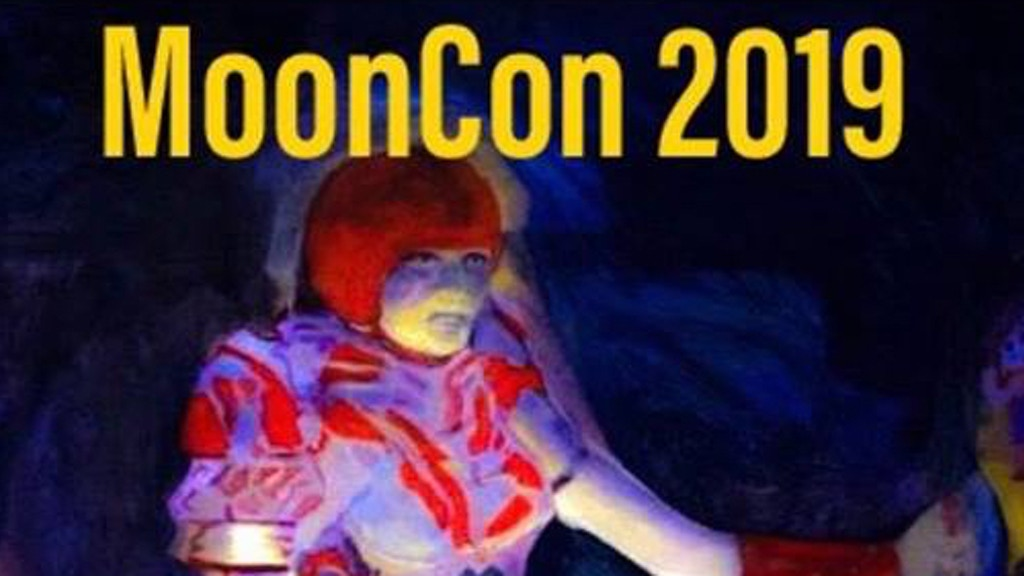 Project image for MoonCon konvent i Stockholm 2019