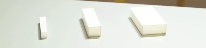 Small, midium and big module