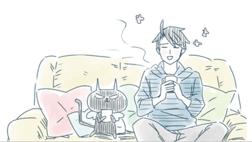 Coffee Manga Book: Kinoshita & Kuro The Cat / コーヒーまんが木下くんとクロ project video thumbnail