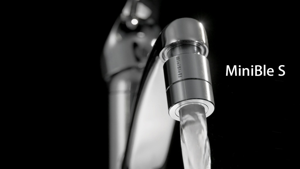 MiniBle S : The Most Powerful Nanobubble Faucet Aerator project video thumbnail