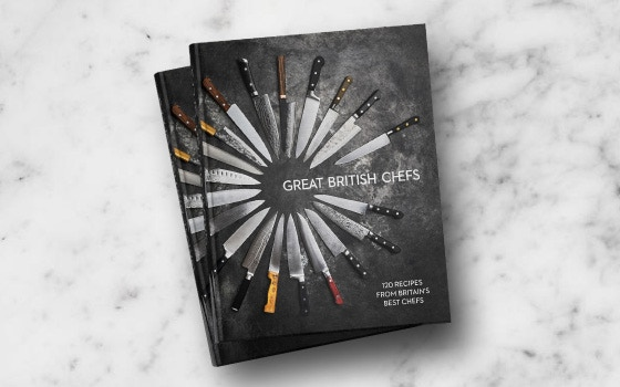 The first cookbook from Great British Chefs, filled with over 100 beautiful recipes from the greatest chefs cooking in the UK today.