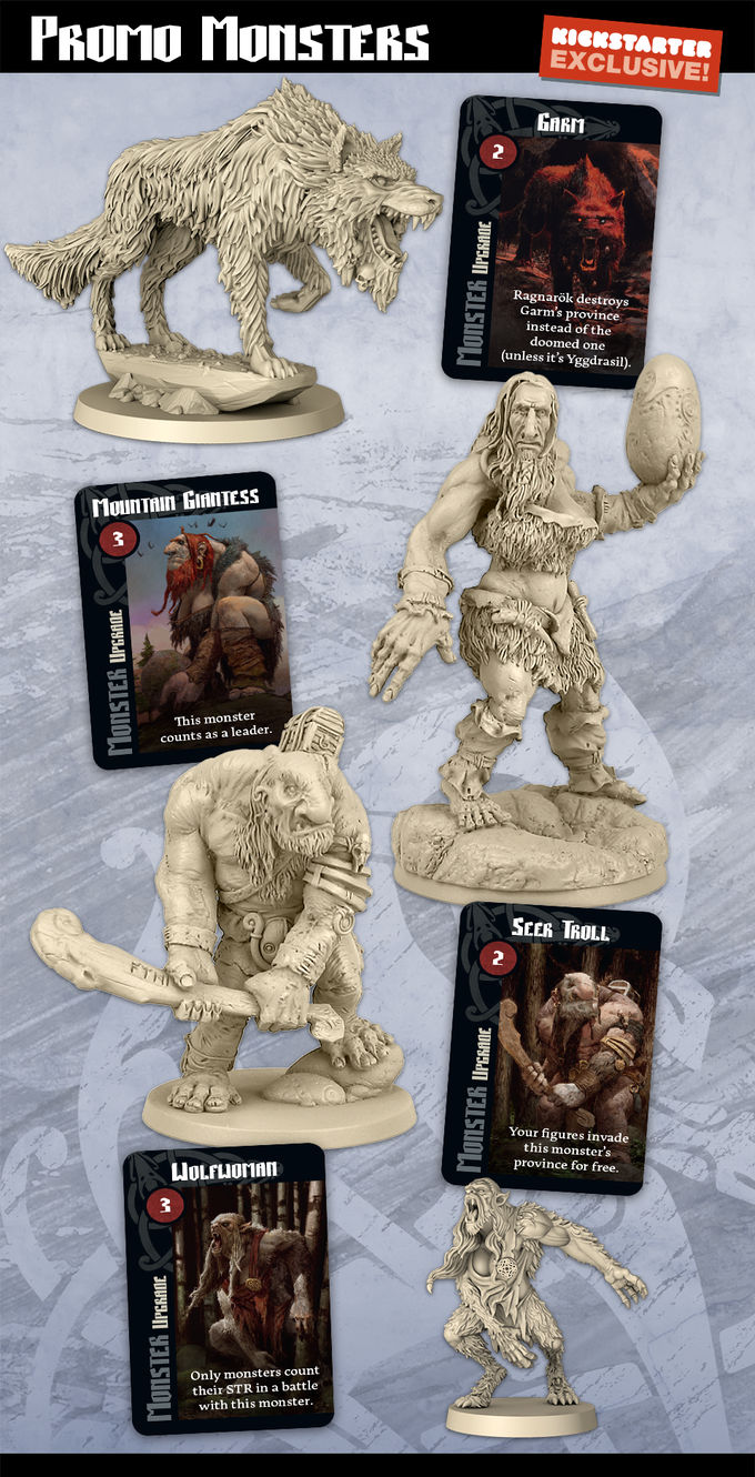 Blood Rage Digital by CMON — Kickstarter