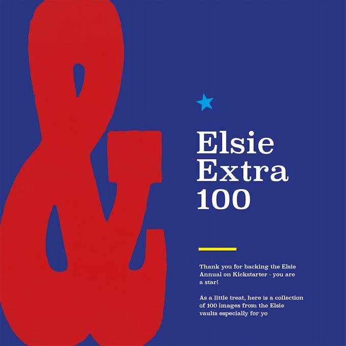 Elsie Extra - Free for every backer on Kickstarter