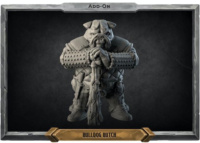 Bulldog Butch