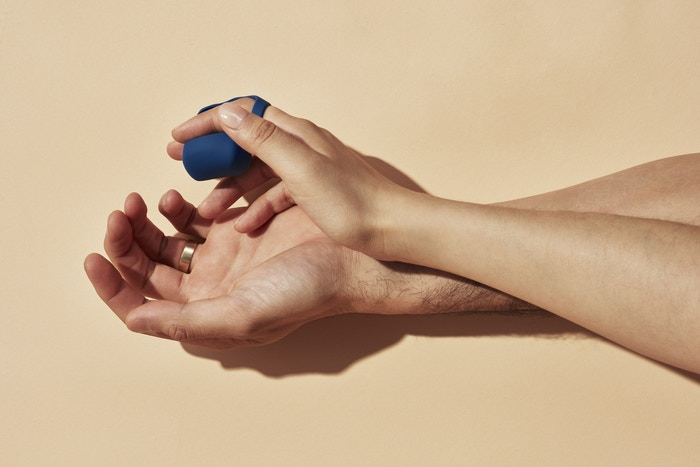 A vibrator designed to feel like part of you.