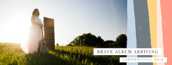 Jen Miller Music - Brave Album Studio Re-Launch by Jen Miller » Join