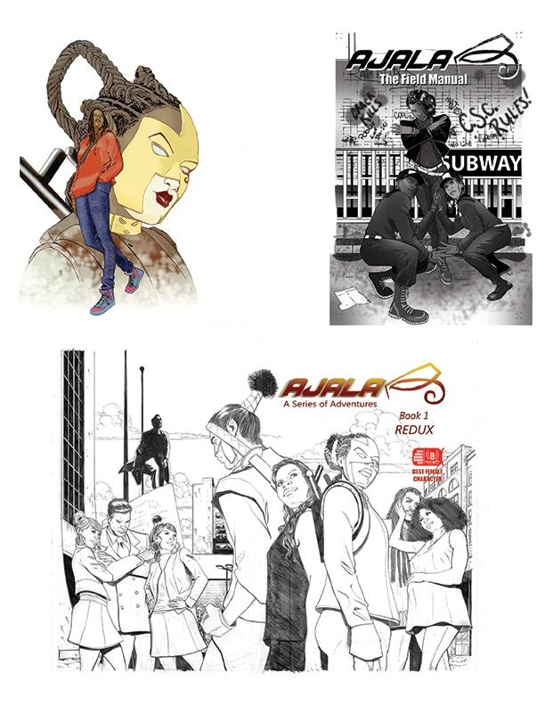 Ajala Cover Gallery