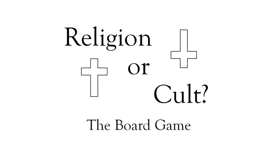 Religion or Cult? The Board Game - Beta Version