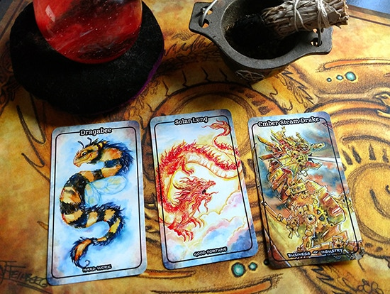 This reading shows that hard work will lead to good fortune related to business.