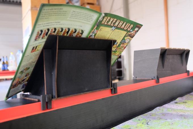 Rückseite Buchhalter /backside bookholder