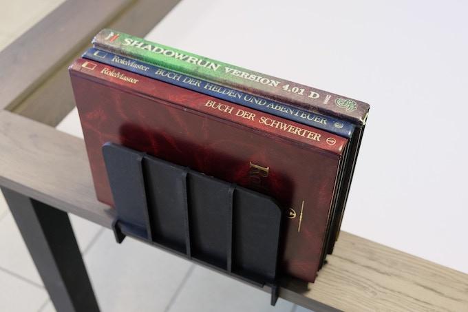 Buchablage / Book storage