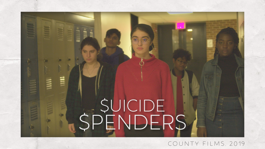 Suicide Spenders [Series] project video thumbnail