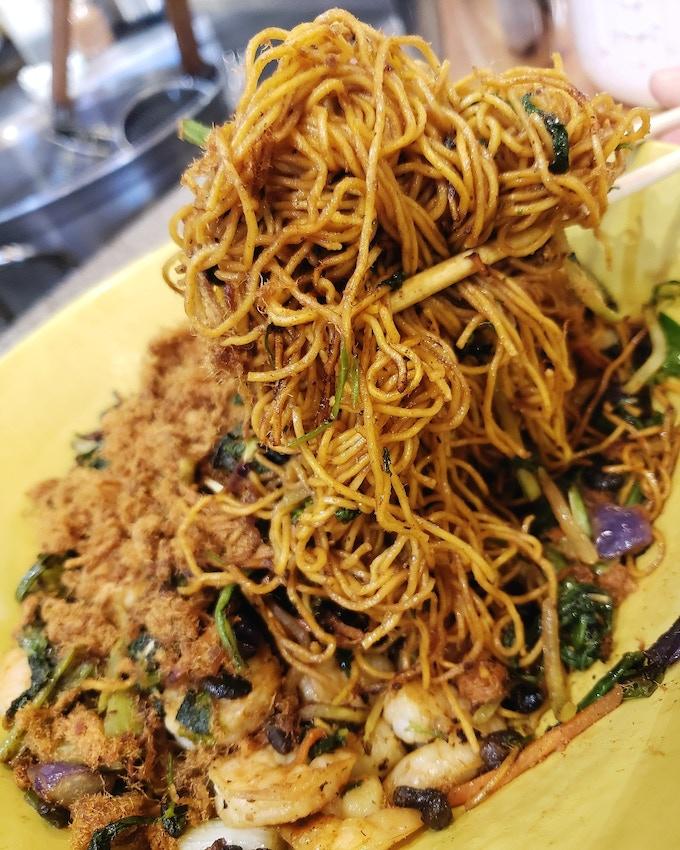 """#3"" Pan Fried Noodles"