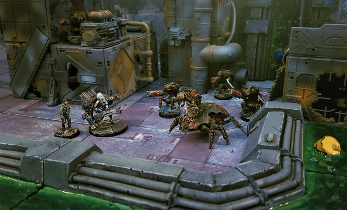 Tactical combat and exciting emergent stories