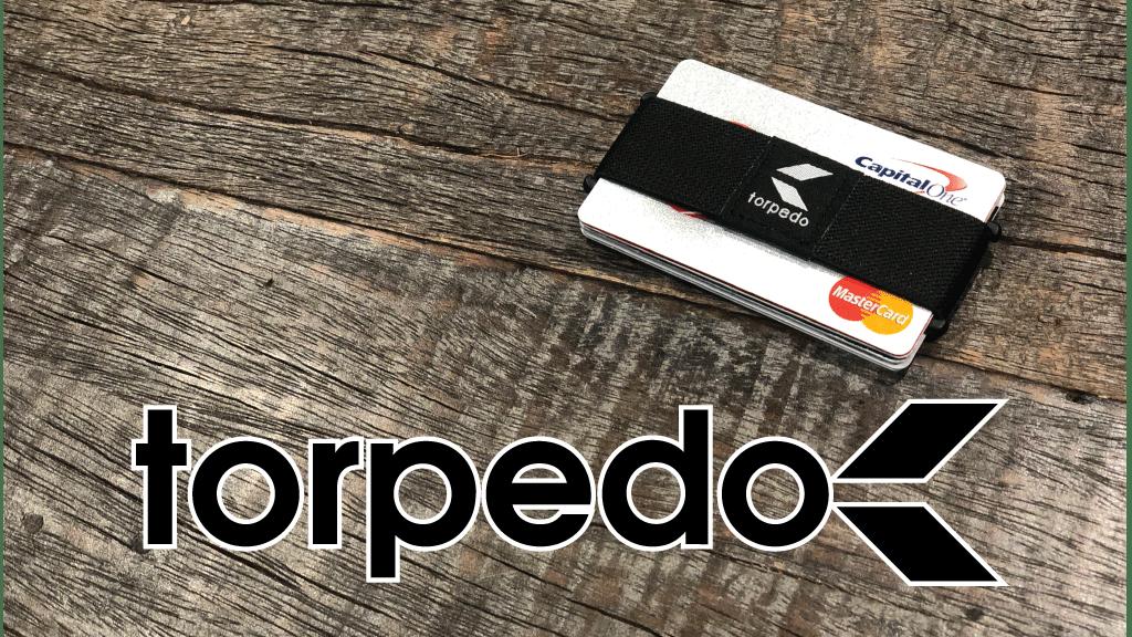 Torpedo Wallet - A Minimalist Wallet Reinvented