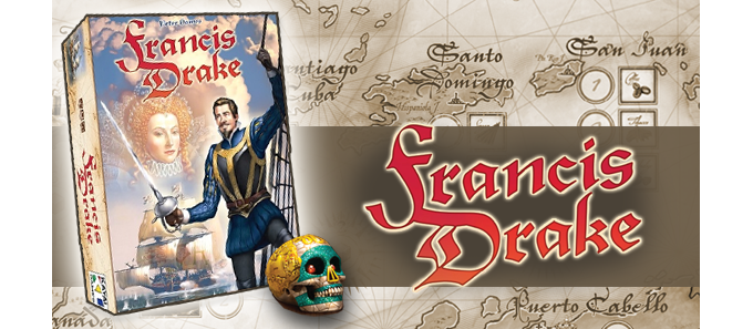 Francis Drake (msrp $80)