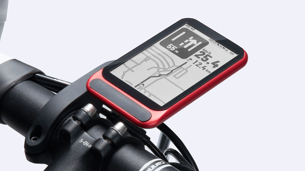 trimm One: The new paradigm of cycling computers