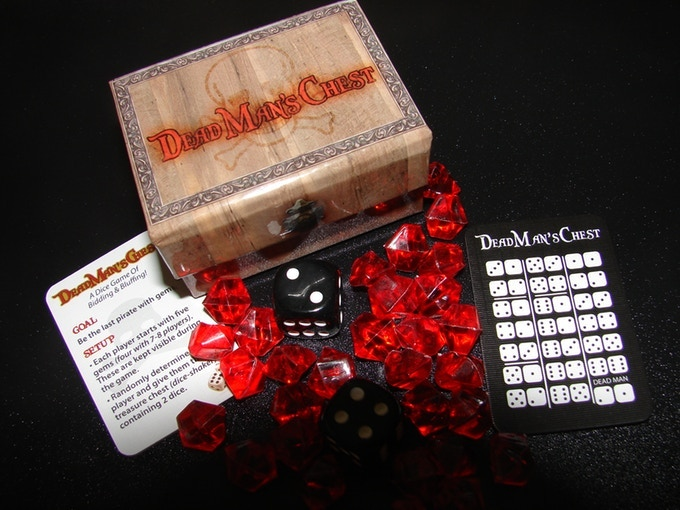 Dead Man's Chest (msrp $12)
