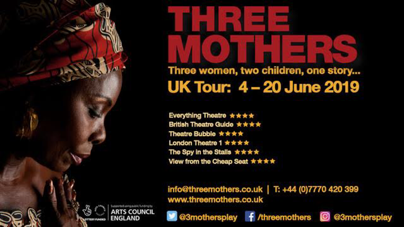 THREE MOTHERS by Matilda Velevitch — Kickstarter