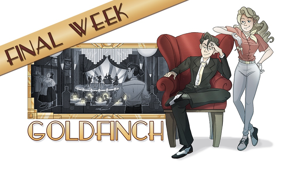 Goldfinch: Volume One project video thumbnail
