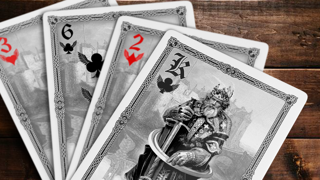 Undeath Playing Cards by USPCC project video thumbnail
