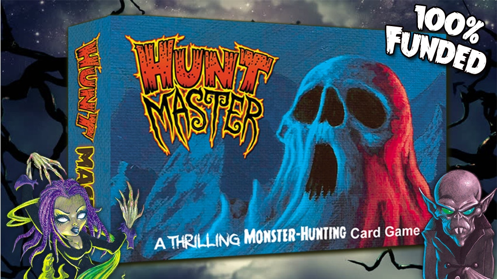 Hunt Master project video thumbnail