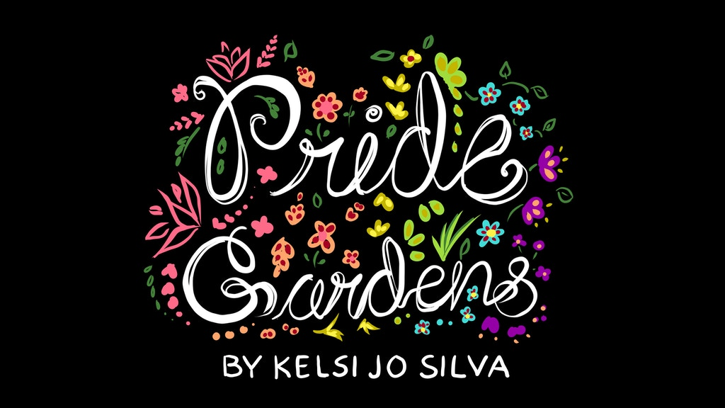 Valentine's Pride Gardens project video thumbnail