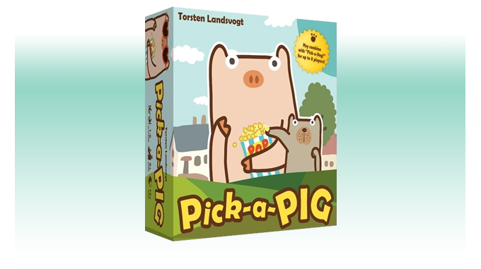 Pick-a-PIG (msrp $12)