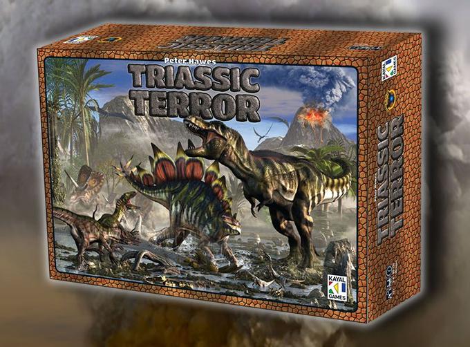 Triassic Terror ($80 msrp)