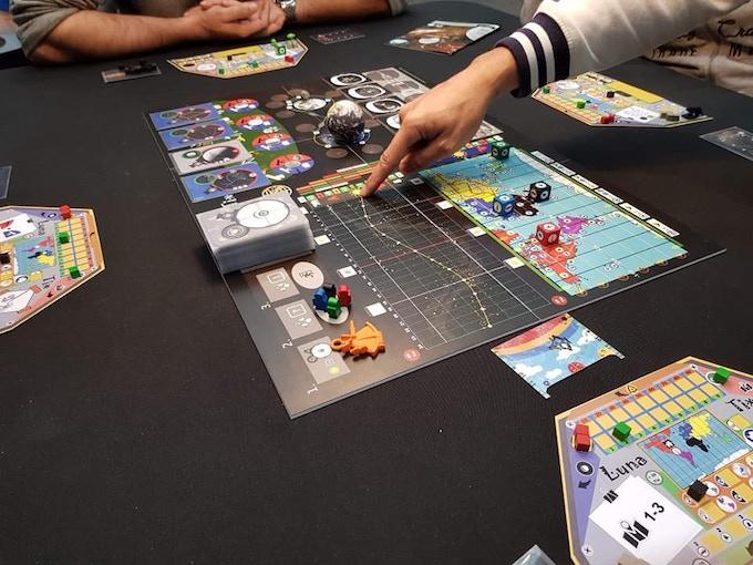 LunaTix: Star Trackers Demo