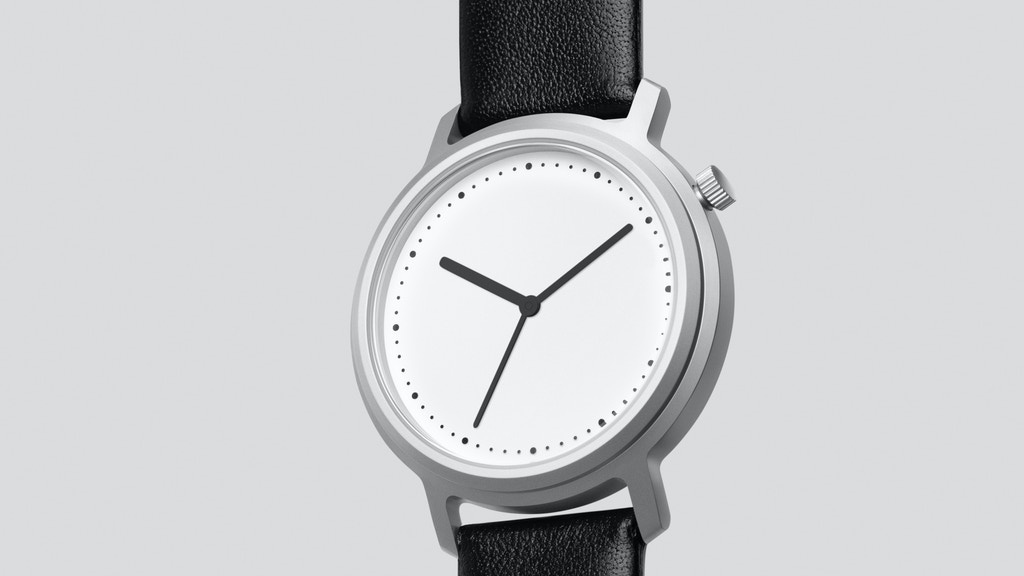 Topo: Modern Nordic Design Meets The Classic Dress Watch project video thumbnail